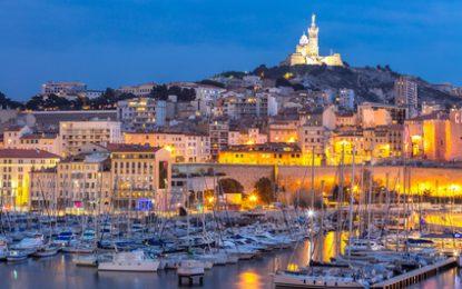 Marseille : la belle cité phocéenne…