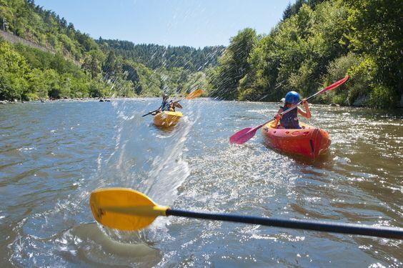 Sports d'eaux vives en Haute Loire