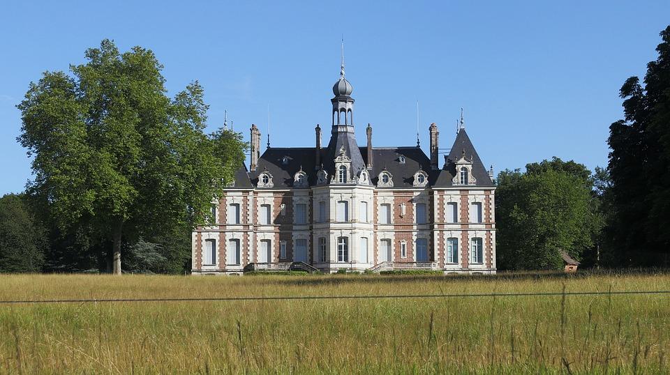 Château dans les Pays de la Loire