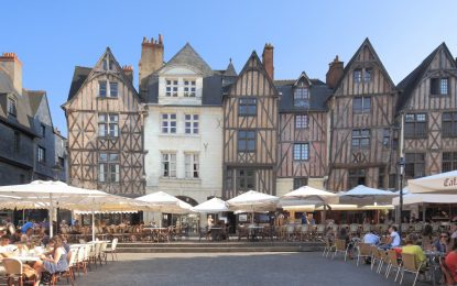 Déménager à Tours en Indre-et-Loire