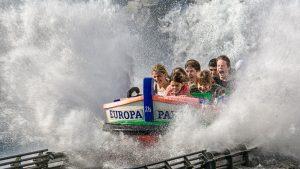 parc d'attraction bateau eau