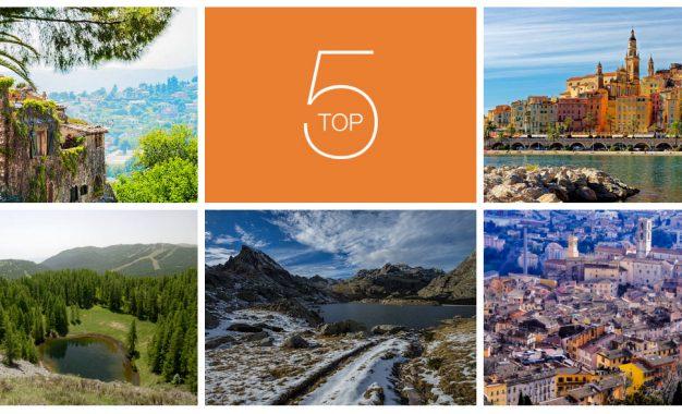 5 spots pour découvrir le charme des Alpes-Maritimes