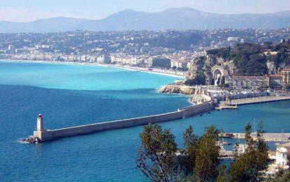 A la découverte de Nice en Provence-Alpes-Côte d'Azur