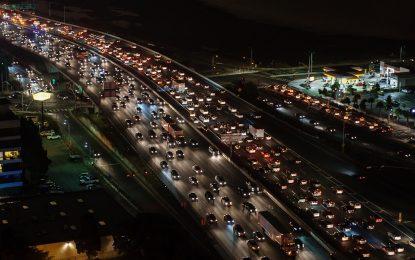 Les villes de France avec le plus d'embouteillages